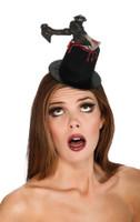 Halloween mini hat