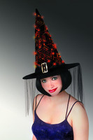 light up witches hat