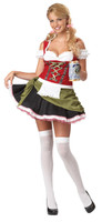 Bavarian womens costume