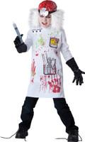 Mad scientist child costume