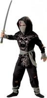 Dark zombie Ninja costume