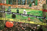 Halloween waring tape