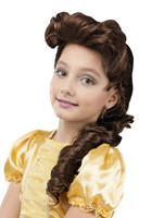 Beauty and the beast wig