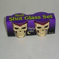 SKULL SHOT GLASSES AUSTRALIA