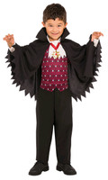 Boys Vampire fancy dress