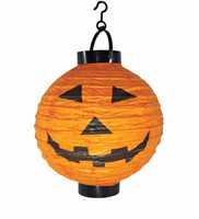 Halloween lantern pumpkin