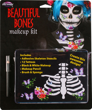 Halloween fancy dress makeup