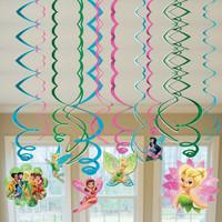Disney fairies decorations