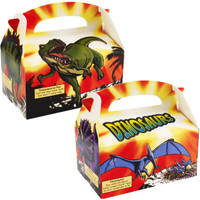 dinosaur treat boxes