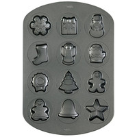 CHRISTMAS COOKIE BAKING PAN