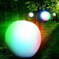 LED LARGE INFLATABLE BALL