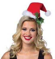 Santa hat headband