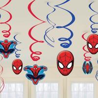 Spiderman supplies