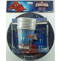 Spider-Man party set