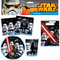 STAR WARS CLASSIC 40 PIECE PARTY PACK