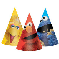 sesame street party products