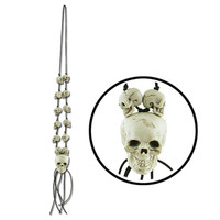 Halloween Skull necklace