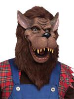 wolf mask australia