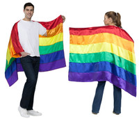 gay pride cape
