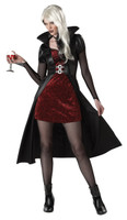 womens vampire fancy dress