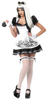 womens alice in wonderland fancy dress