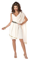 womens toga fancy dress