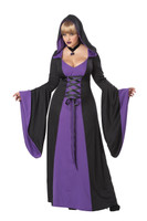 hooded robe Halloween costume