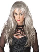 Sexy costume wig