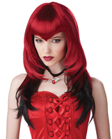 Womens Vampire wig