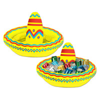 Sombrero drinks cooler