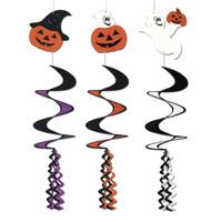 Halloween wind spinner