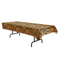TIGER PRINT TABLECOVER