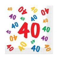 """40"" NAPKINS"