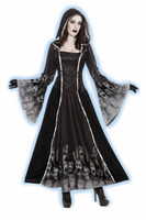 FORSAKEN SOULS ADULT WOMENS COSTUME