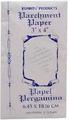 """Parchment Paper 3"""" x 4"""" (12 Sheets)"""