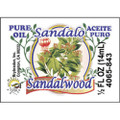 Sandalwood Essential Oil 1/2 fl. oz.