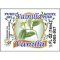 Vanilla Essential Oil 1/2 fl. oz.