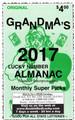 Grandma's Lucky Number Almanac 2017