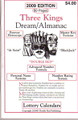 Three King's Dream & Almanac Pocket Edition 2015