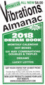 Lottery Vibrations Almanac 2018