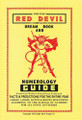 Red Devil Dream Book & Numerology Guide 2014