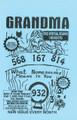 Grandma 3 Digit 2015