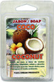Coconut Glycerin Soap & Amulet 3.5 oz.