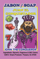John The Conqueror Glycerin Soap & Amulet 3.5 oz.
