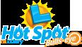 Hot Spot Bull's Eye-California