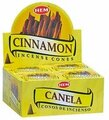 Cinnamon Incense Cones 10pk