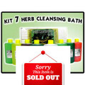 7 Herbs Cleansing Kit