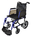 PQUIP 18 TRANSPORTER WHEELCHAIR