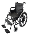 PQUIP 22DT WHEELCHAIR - 55CM WIDE SEAT