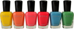 Zoya 6 pc Stunning Collection